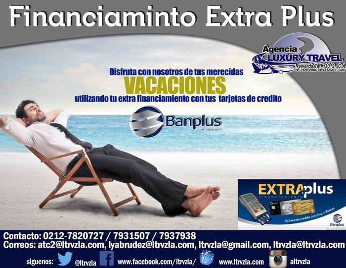 FINANCIAMIENTO EXTRA PLUS