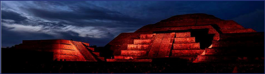 Experiencia Nocturna Teotihuacan