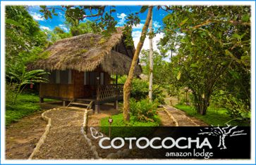 COTOCOCHA AMAZON LODGE