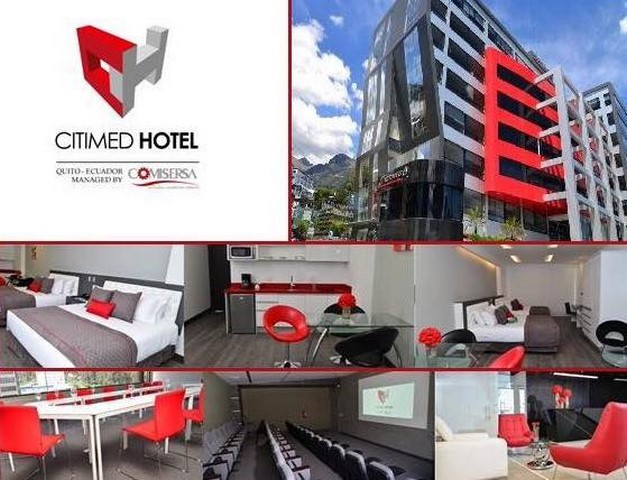 CITIMED HOTEL - COMISERSA